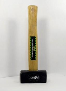 Кувалда .деревянная рукоятка 1000гр POBEDIT