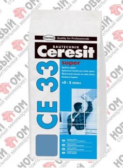 Cerezit CE33 затирка (2 кг.) голубая