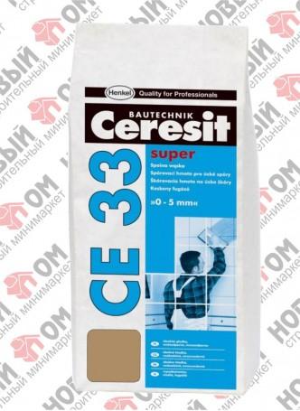 Cerezit CE33 затирка (2 кг.) Карамель