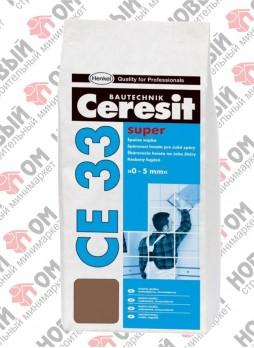 Cerezit CE33 затирка (2 кг.) Сиена