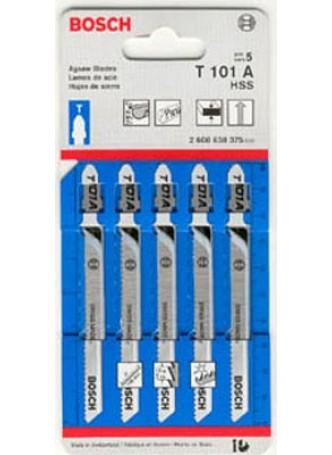 Пилки для лобзиков Bosch 130мм
