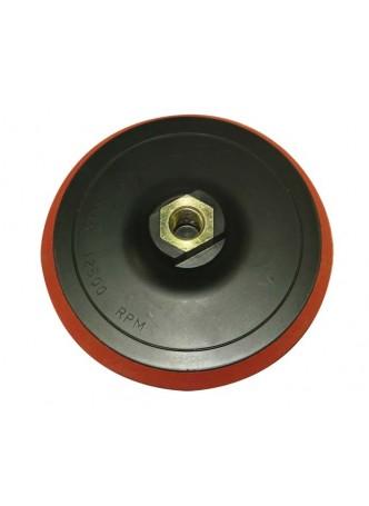 Насадка пластм. для шлифмашины 125мм/м14*2 с липучкой