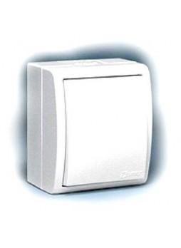 Выключател 1кл белый SIMON15