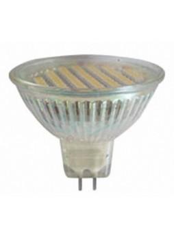 Лампа Ecola св/д MR16 GU5,3 7W 2800K