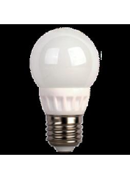 Лампа Ecola св/д шар G50 е14 7в 2700
