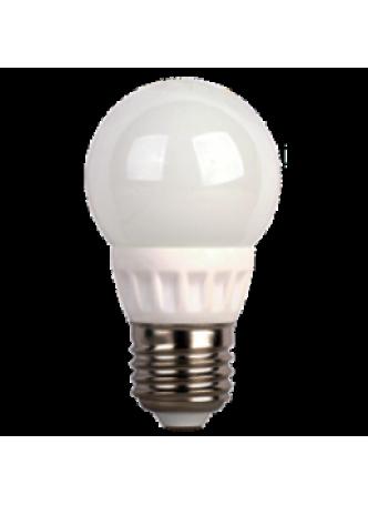 Лампа Ecola св/д шар G50 е27 5в 4000