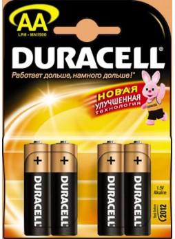 Элемент питания Duracell lr 6