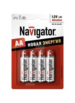 Элемент питания Navigator новая энергия LR 6